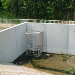 オープン調整池